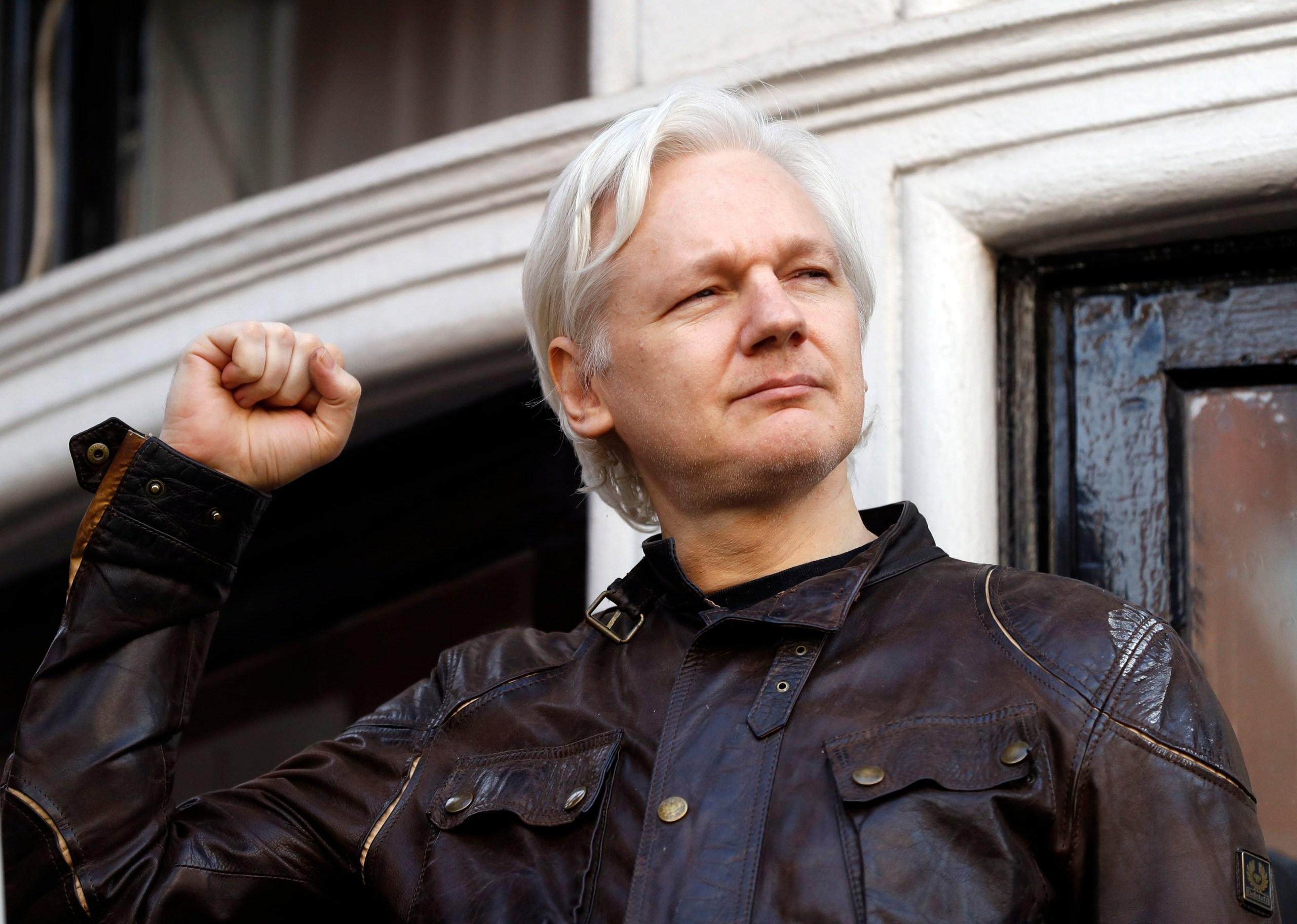 UK Judge Refuses US Extradition Of WikiLeaks Founder