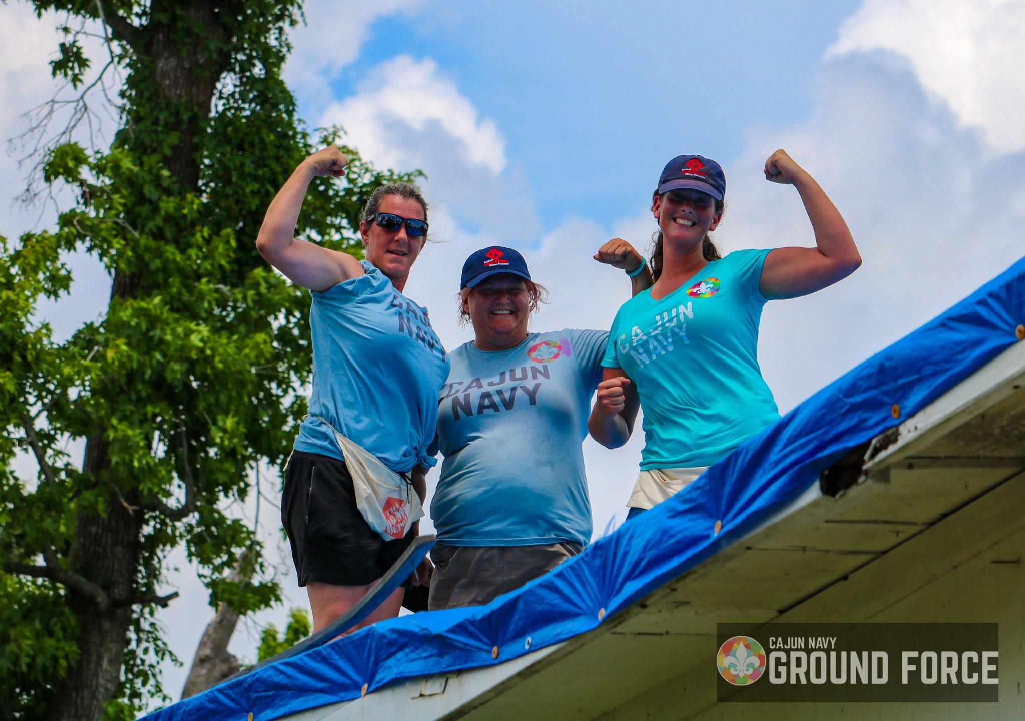 Cajun Navy Ground Force Facebook