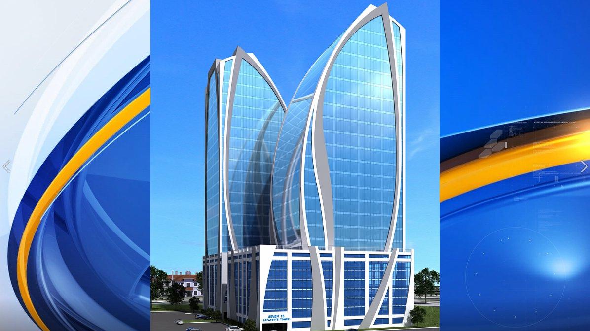 Seven16 Lafayette Tower (
