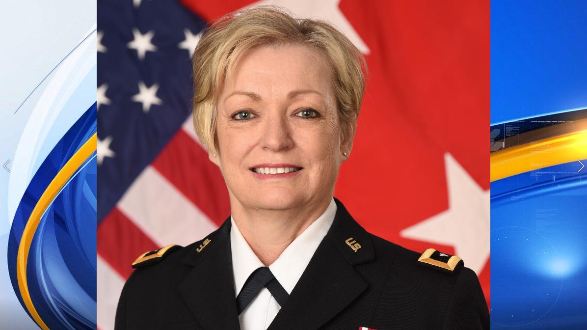 Maj. Gen. Joanne Sheridan