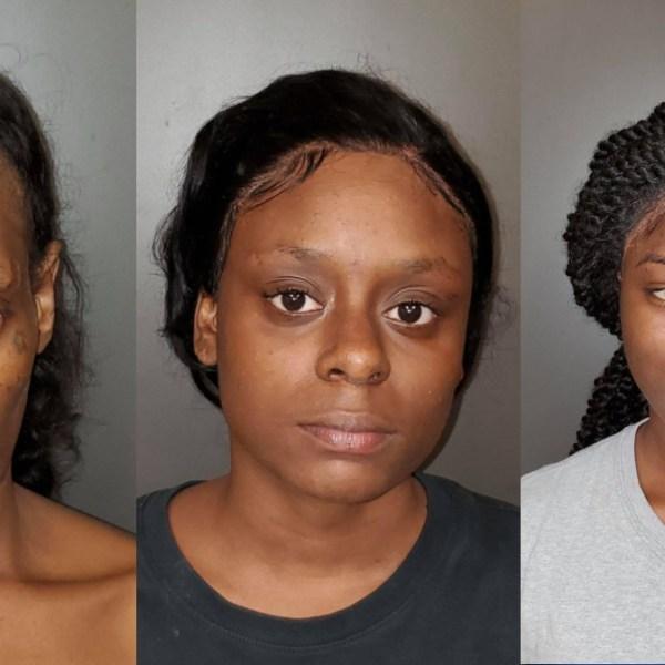 Lerneisha Stevenson, Markeisha Guidry, Marshelle Davis