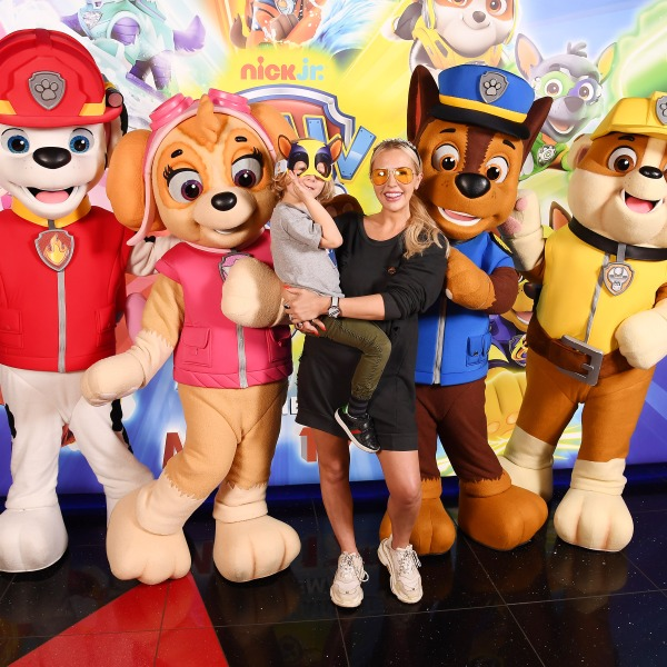 LONDON, ENGLAND - MAY 12: Naomi Isted attends the Gala screening of Paw Patrol Mighty Pups at Cineworld Leicester Square on May 12, 2019 in London, England. (Photo by Jeff Spicer/Getty Images for Paramount)