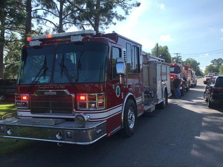 St. Martin Parish Fire District