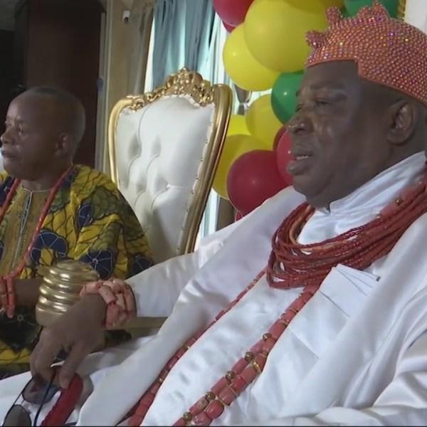 Royal Highness Ehizogie Eluojierior