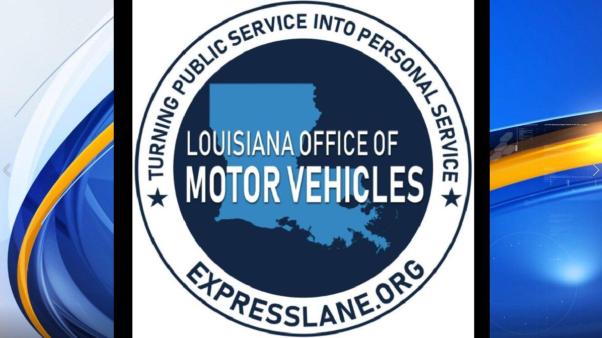 Louisiana Office of Motor Vehicles, DMV