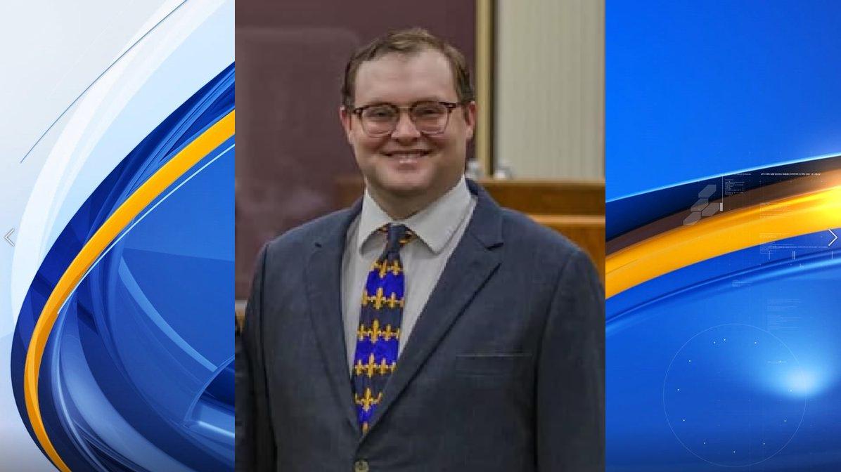Jeff Davis Parish Interim DIstrict Attorney Elliot Cassidy