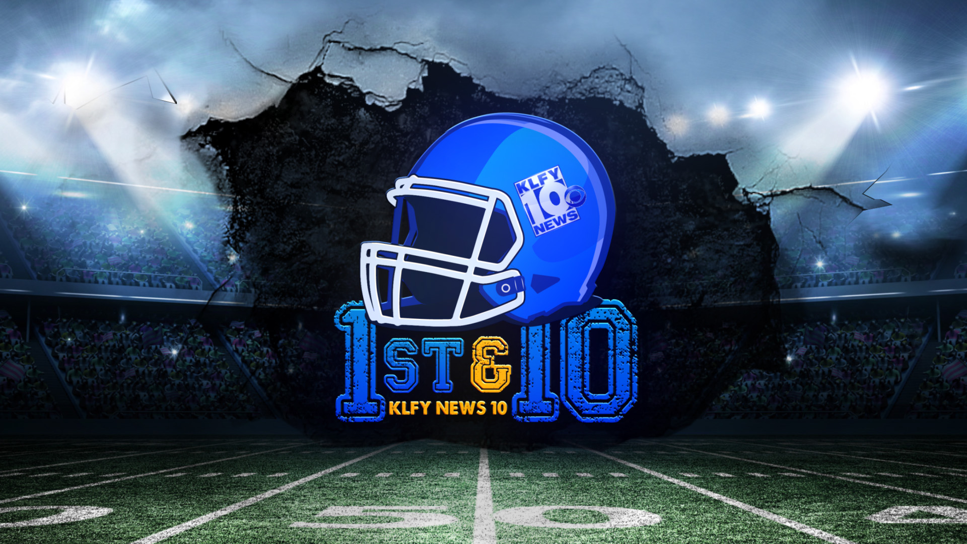 1st and 10 main logo