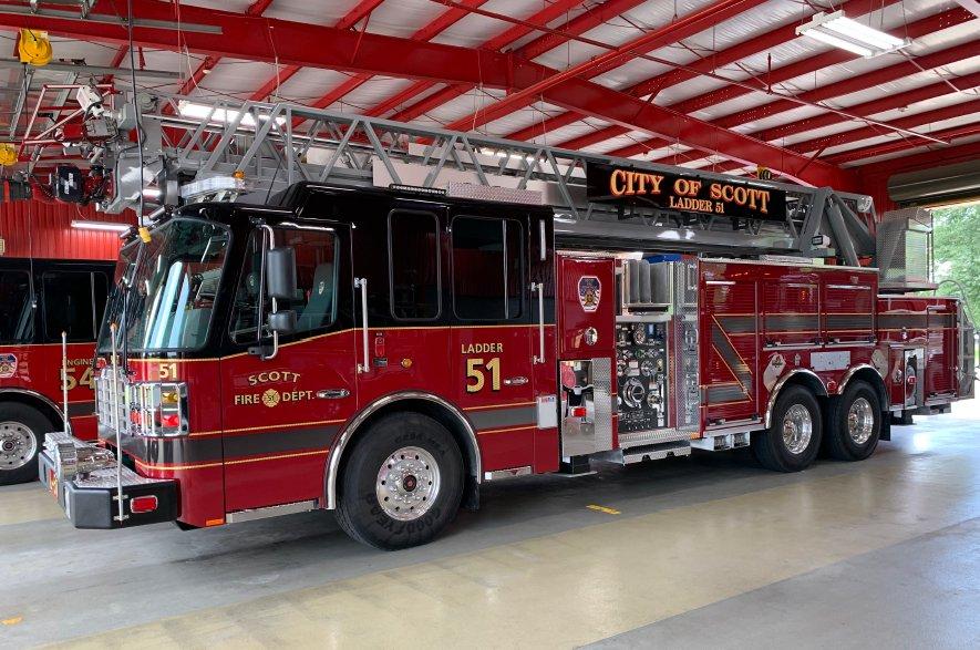 Scott Fire Department